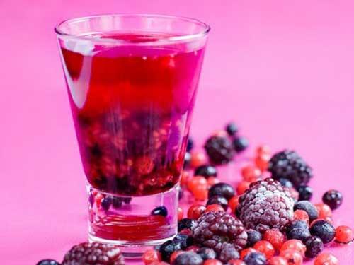 Компот в мультиварке из замороженных ягод: рецепт с фото