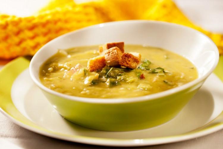 Суп гороховый в мультиварке: рецепт с фото
