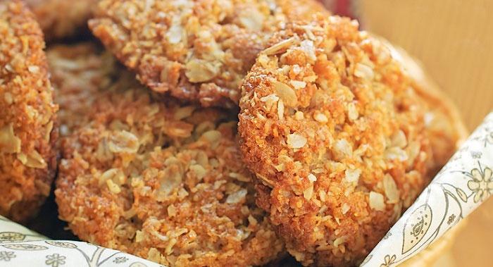 Овсяное печенье в мультиварке: рецепт с фото