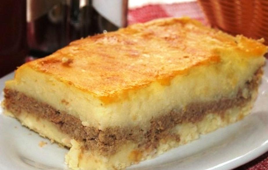 Картофельная запеканка из пюре в мультиварке: рецепт с фото