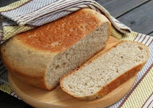 Рецепт хлеба в мультиварке без дрожжей с фото