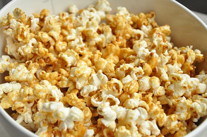 Попкорн в мультиварке: рецепт с фото