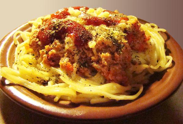 Спагетти болоньезе в мультиварке: рецепт с фото