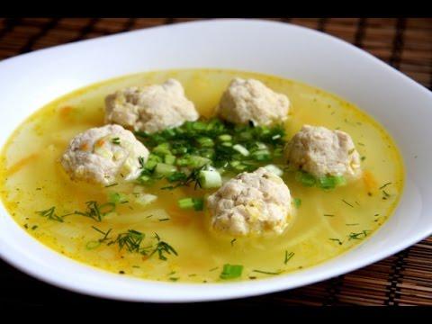 Суп с клёцками из сыра в мультиварке: рецепт с фото