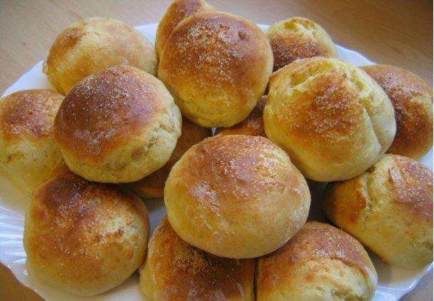 Творожные булочки в мультиварке на пару: рецепт с фото