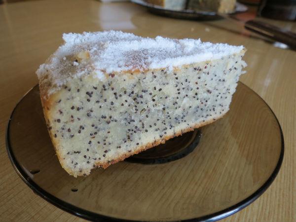 Маковый кекс в мультиварке: рецепт с фото
