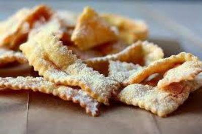 Хворост в сахаре в мультиварке: рецепт с фото