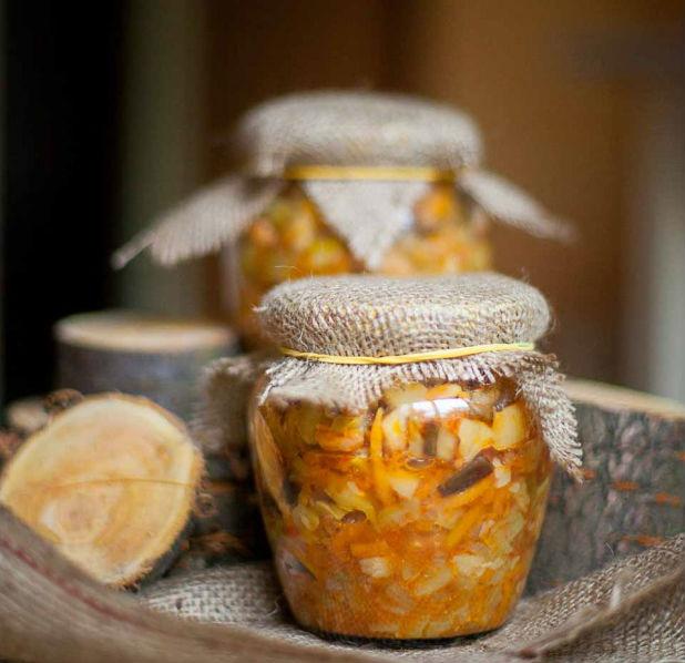 «Кабачково-баклажанная икра» на зиму в мультиварке: рецепт с фото