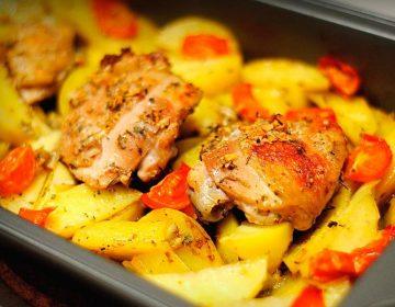 Курица по-армянски в мультиварке: рецепт с фото