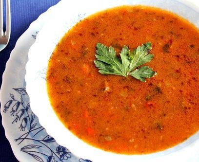 Суп-гуляш в мультиварке: рецепт с фото