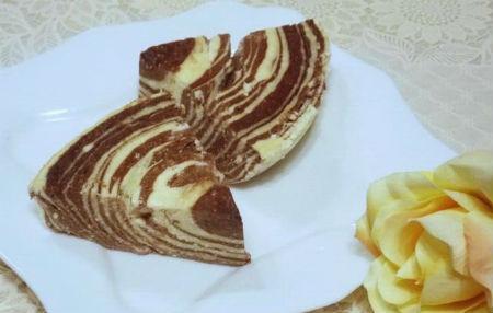 Творожно-шоколадная запеканка в мультиварке: рецепт с фото