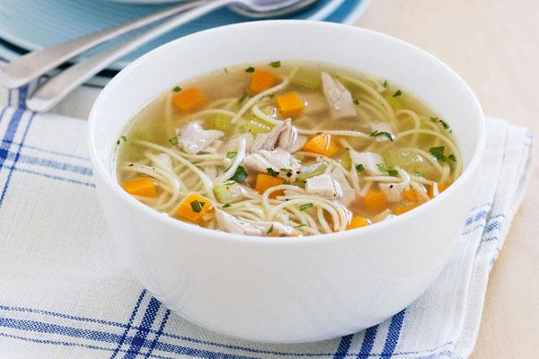 Куриный суп из потрошков в мультиварке: рецепт с фото