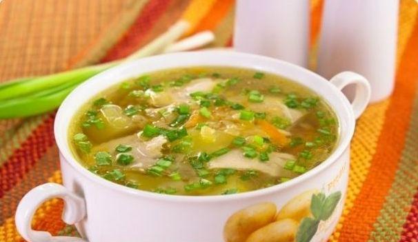 Как приготовить куриный суп в мультиварке: рецепт с фото