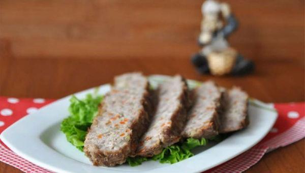 Мясной хлеб в мультиварке: рецепт с фото