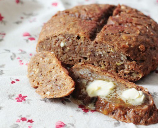 Домашний хлеб в мультиварке без дрожжей: рецепт с фото