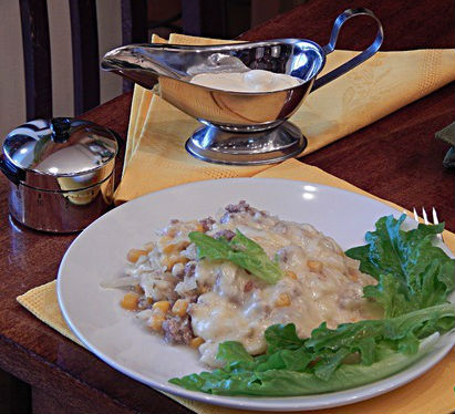 Капуста с мясом по-монастырски в мультиварке: рецепт с фото