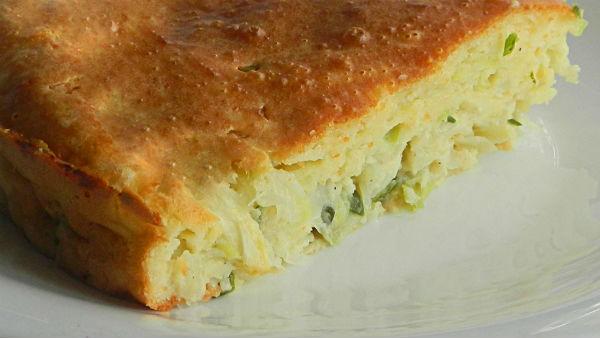 Запеканка из капусты на кефире в мультиварке: рецепт с фото