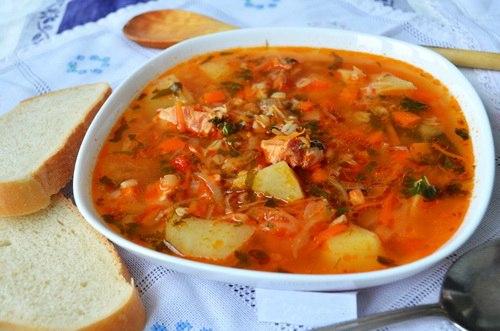 Суп «Харчо» в мультиварке: рецепт с фото