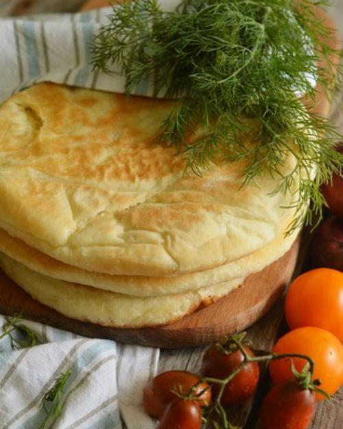 Лепёшки с картофелем в мультиварке: рецепт с фото