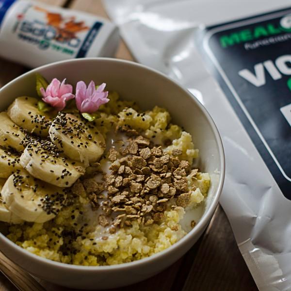 Пшеная каша с карамельным вкусом в мультиварке: рецепт с фото