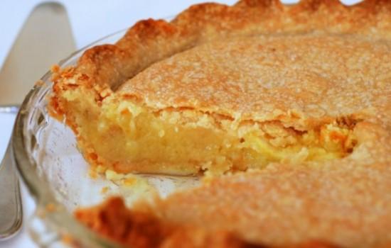 Пирог с лимонной цедрой в мультиварке: рецепт с фото