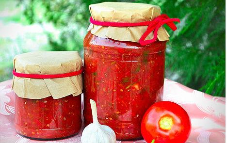 Домашний томатный соус в мультиварке