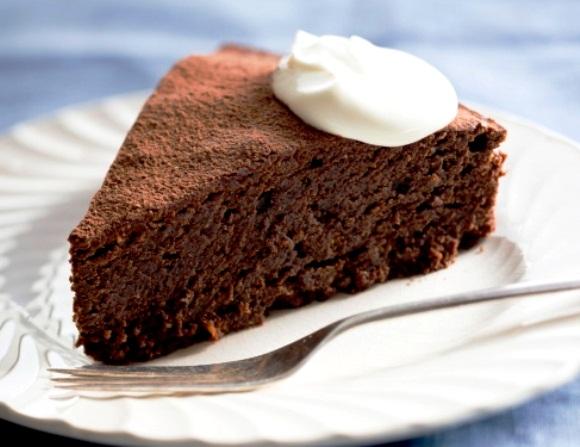 Кабачковый пирог с шоколадной крошкой в мультиварке