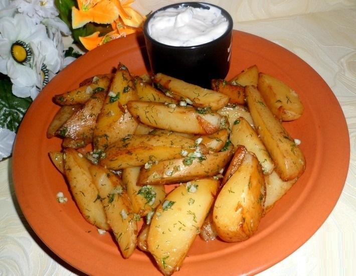 Картошка в соевом соусе в мультиварке: рецепт с фото