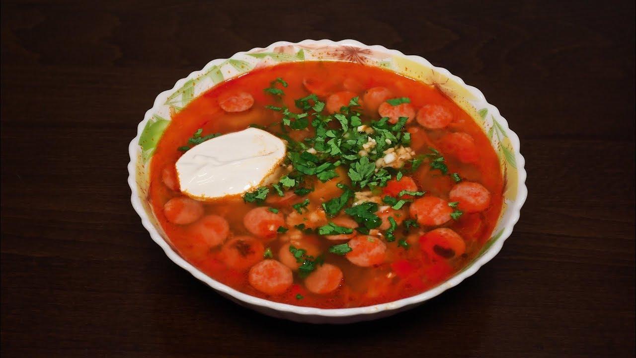 Суп охотничий в мультиварке: рецепт с фото